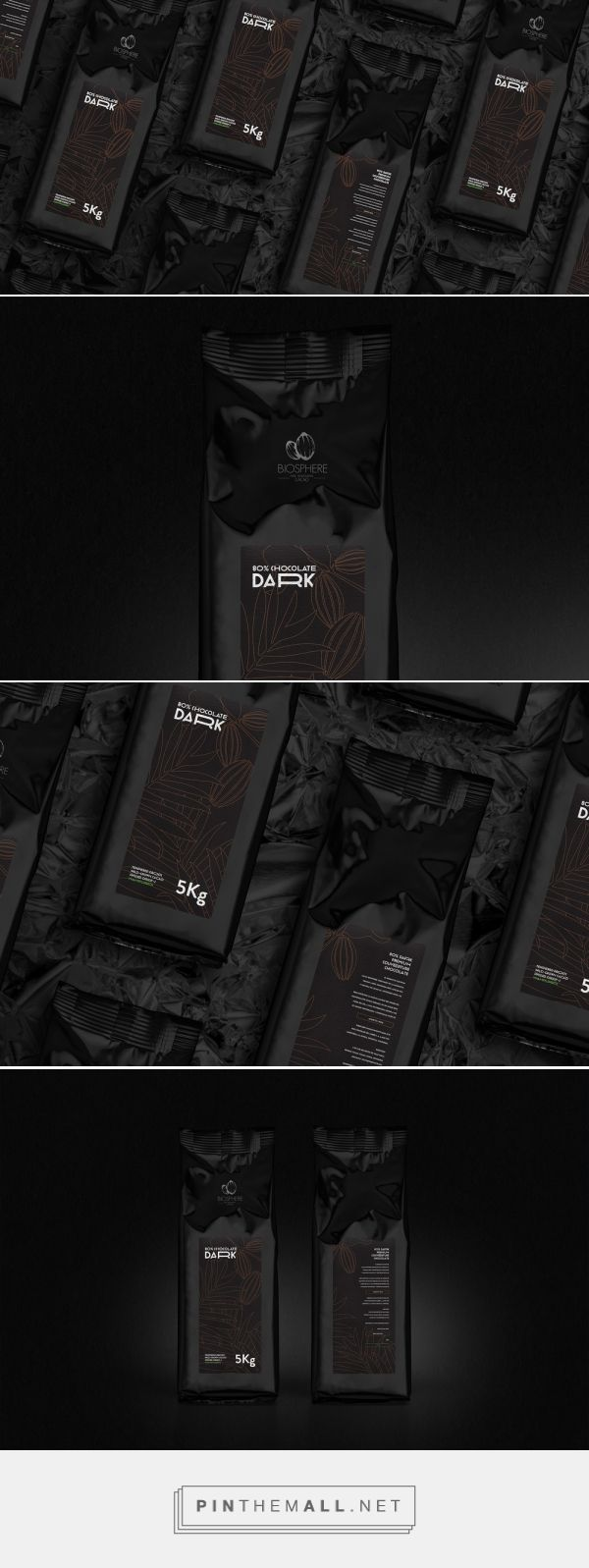 Biosphere - Fine Honduran Cacao — The Dieline - Branding & Packaging - created via http://pinthemall.net