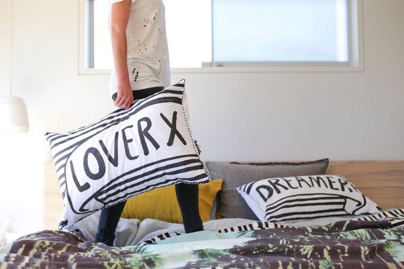 Ourlieu - Lover Dreamer Cushion Covers | Australia