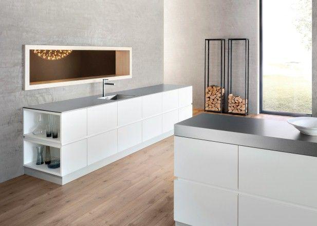 Arbeitsplatte Badezimmer ~ Steelart arbeitsplatte blanco durinox edelstahl