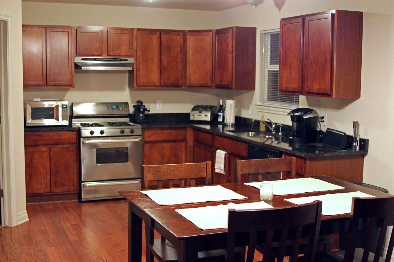 Kitchen Cabinet Set Up Ideas