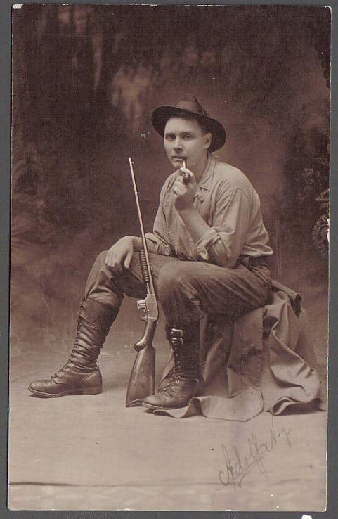 Vintage Hunting Photographs