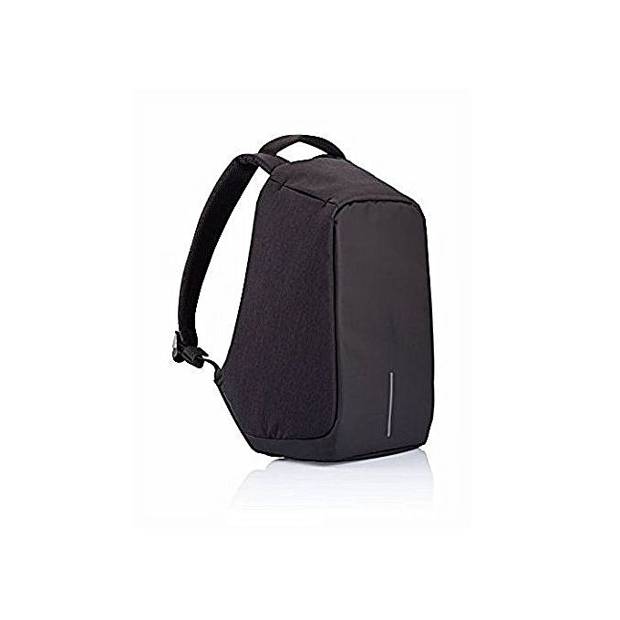 Buy Anti Theft Waterproof Multi Functional Backpack Black Grey