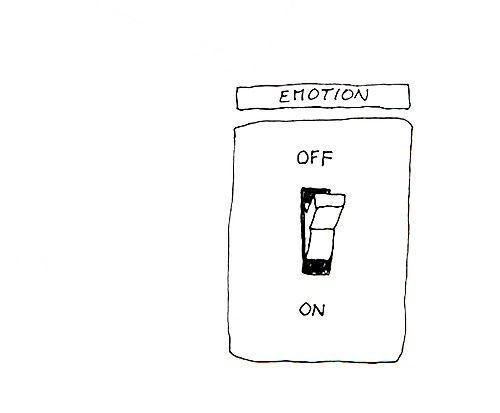 Imagem De Emotions Off And On Vibes On Fleek Drawings Art