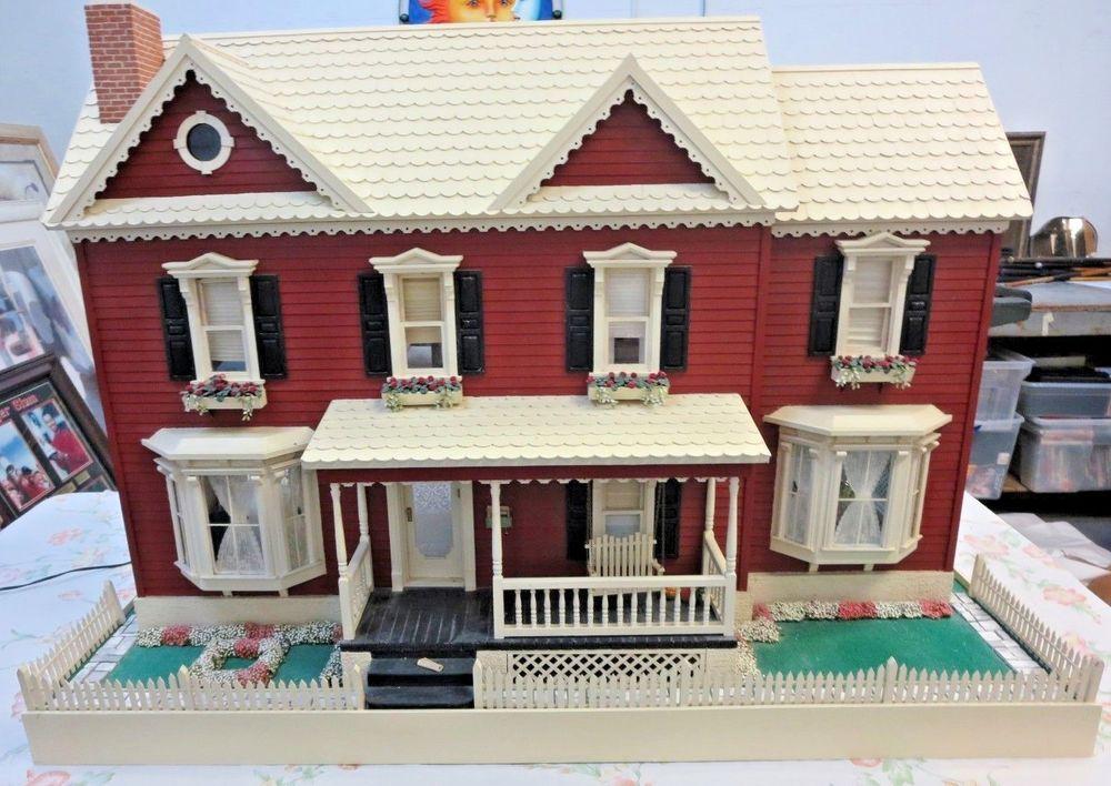 Custom Built Dollhouse Custommade