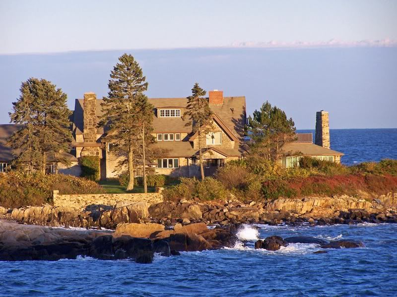 George Bush Compound Kennebunkport Coastal Cottage Kennebunkport Beautiful Places