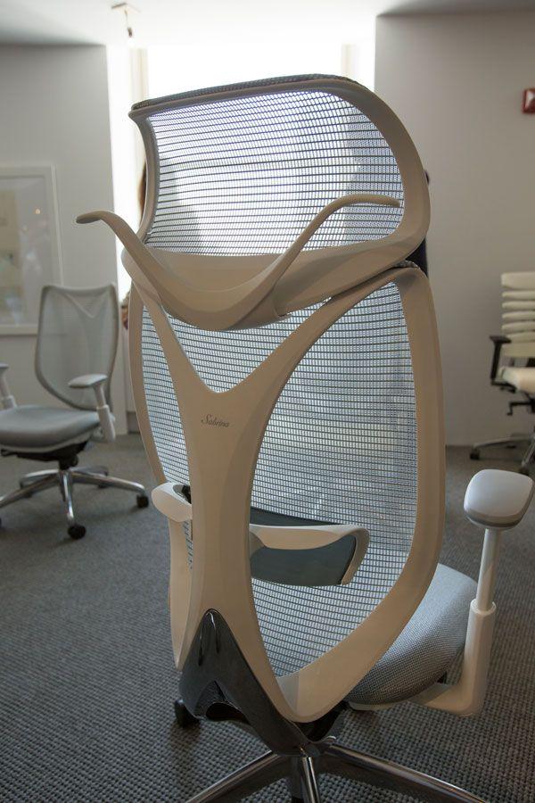 Sabrina synchro-tilt task chair