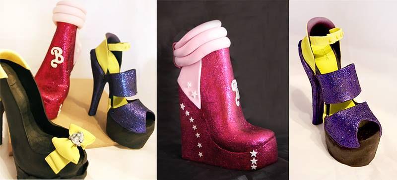 Fashion Shoes Exposición Barbies 2014.  Madrid, España