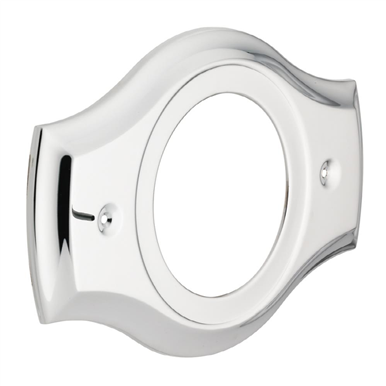 Moen Cover Plate For Two Three Handle Tub Showers Chrome
