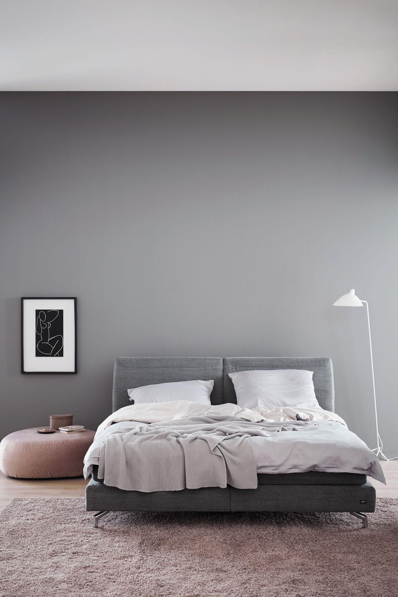 Schoner Wohnen Kollektion Boxspringbett Elegano Bed Furniture Decor