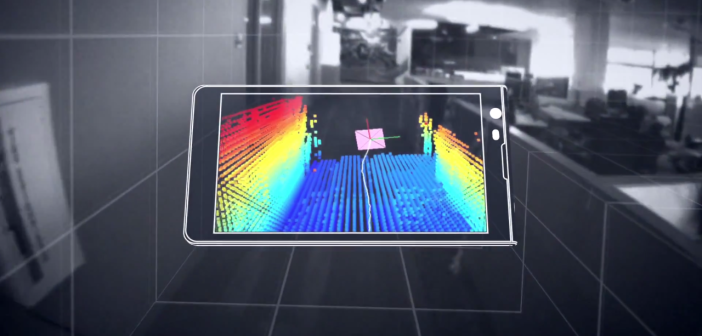 Project Tango Google's newest smartphone experiment