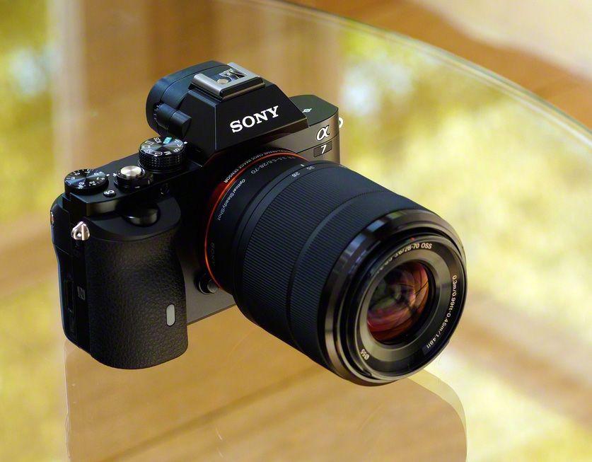 Sony представиха A7 и A7R, камери с размер на матрицата 35 mm стандарт