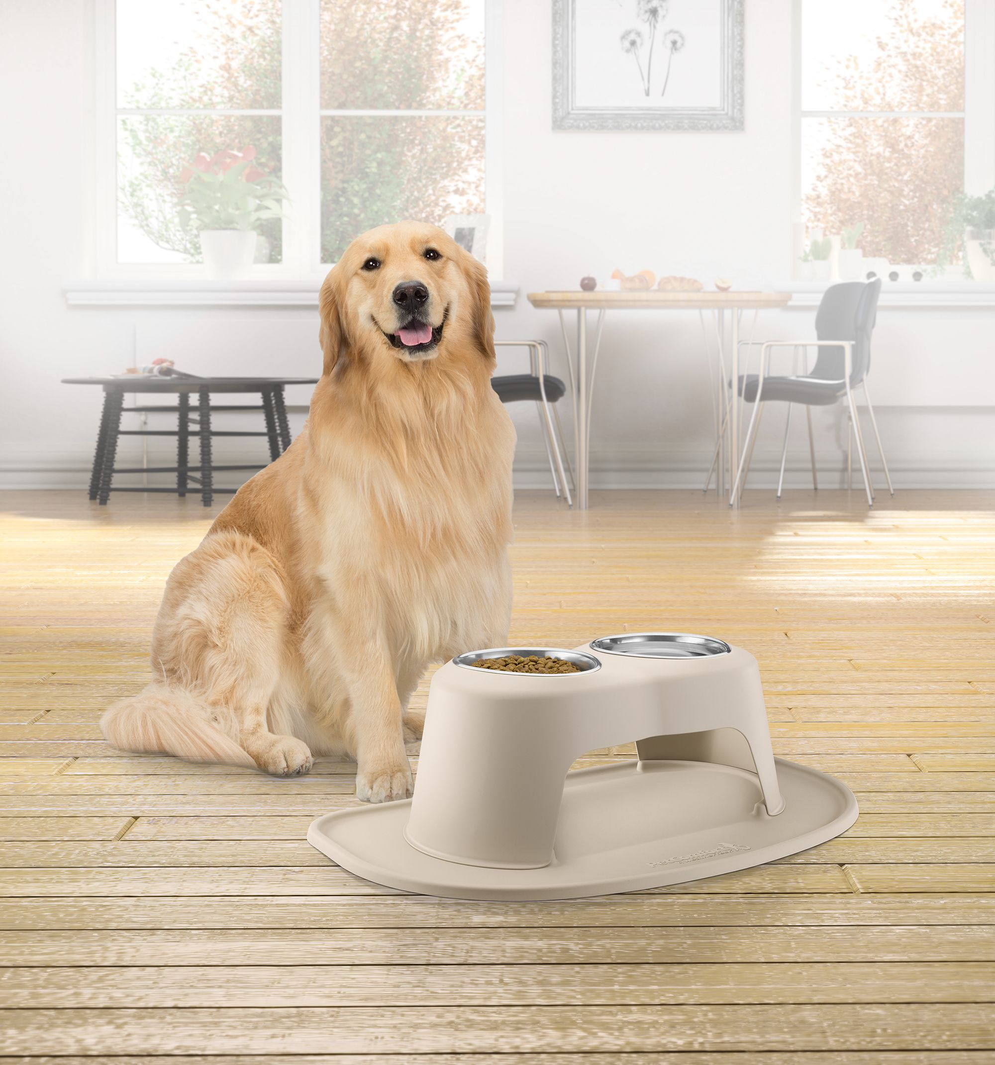 Introducing The Petcomfort Feeding System By Weathertech Finally