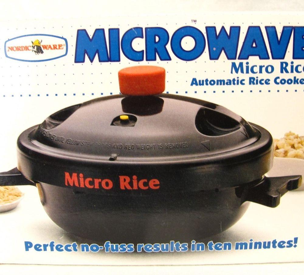 micro rice nordic ware microwave rice