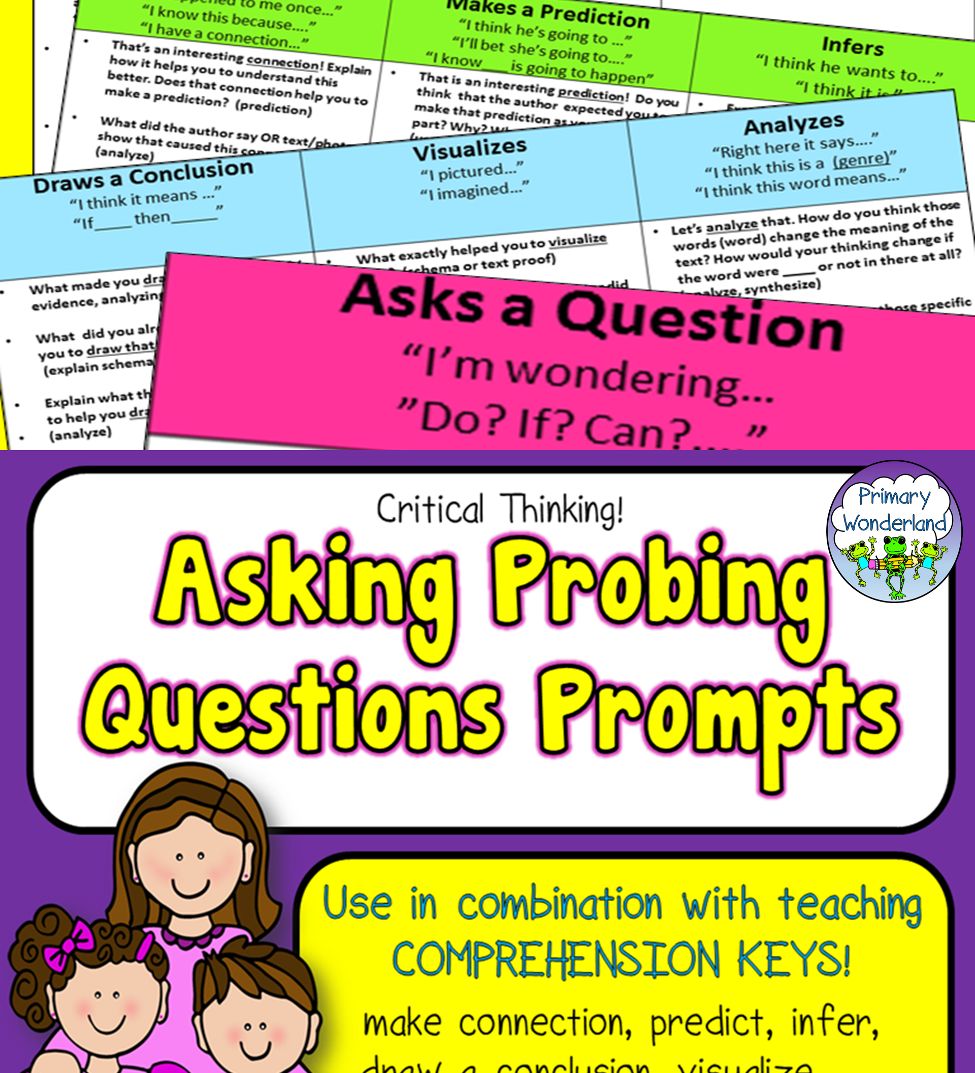 Asking Probing Questions Prompts