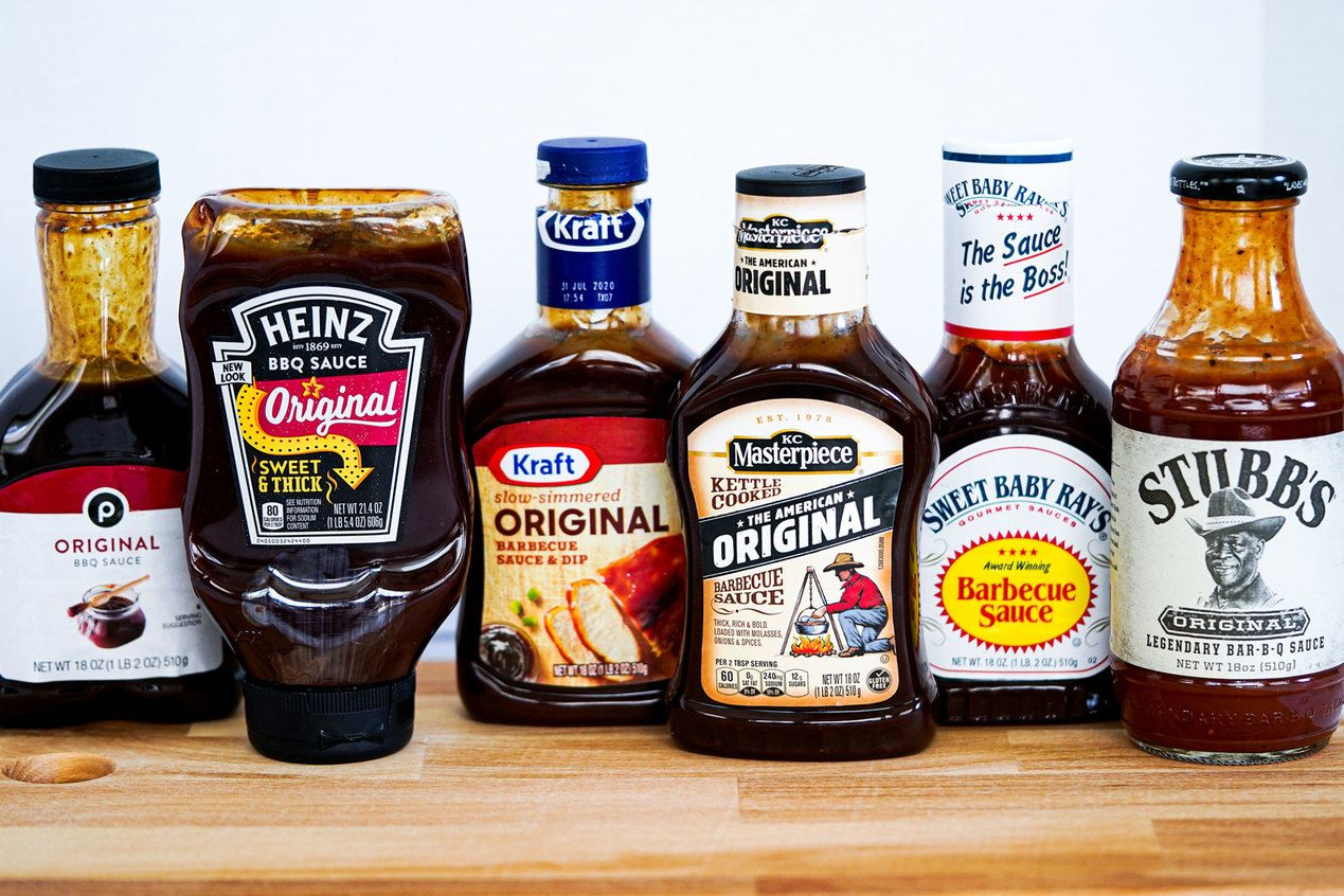 We Tried 6 Store Bought Barbecue Sauces And Have A Winner Bbq Sauce Sauce Pork Sauce