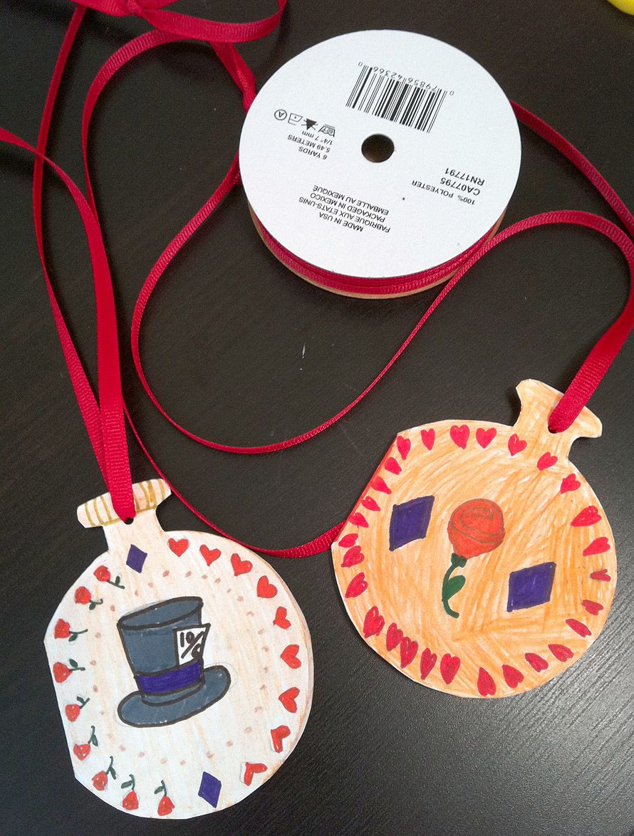 Mad Hatter Tea Party Invitations Decorations Art