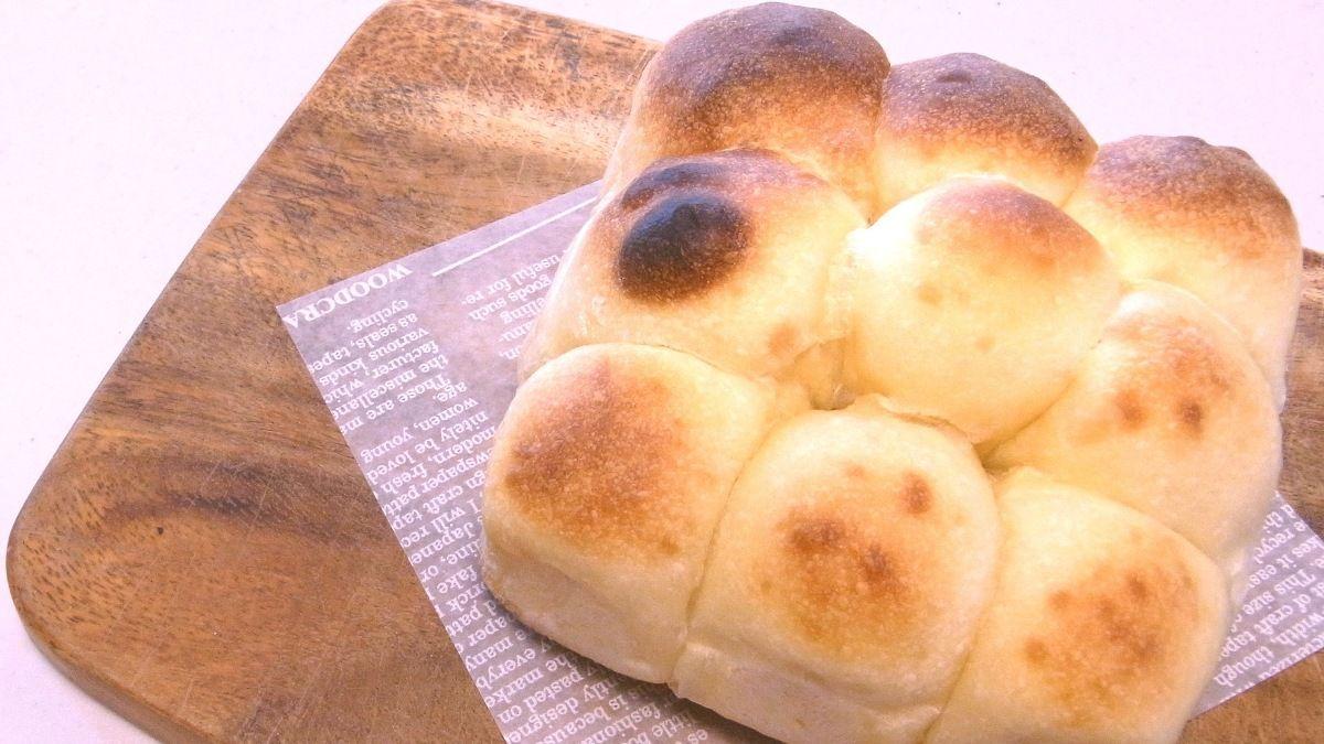 パン レシピ もちもち