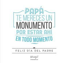 Imagenes creativas del dia del padre buscar con google - Mr wonderful dia del padre ...