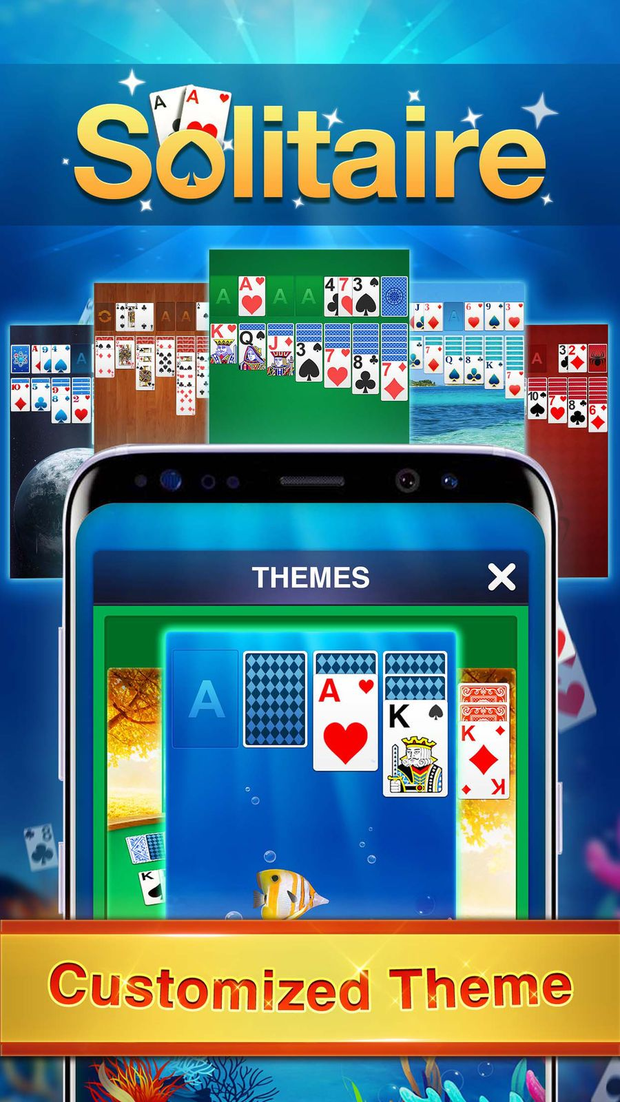 Solitaire Classic Games CardFuappsios