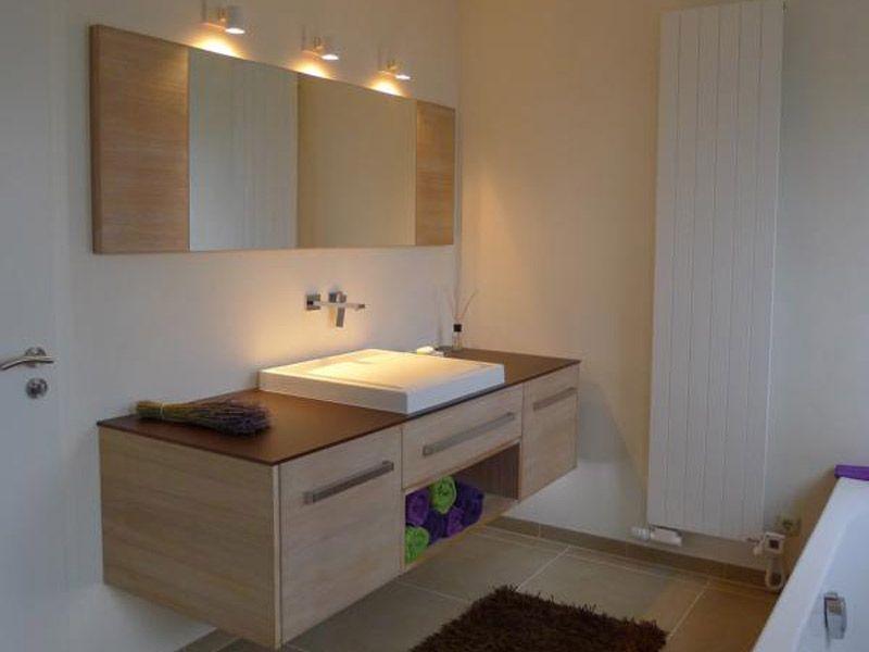 Badmöbel holz | Badezimmer | Badmöbel holz, Badmöbel und ...