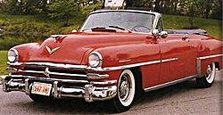 Medium-Priced Luxury - 1953 Chrysler Windsor DeLuxe - - Hemmings ...