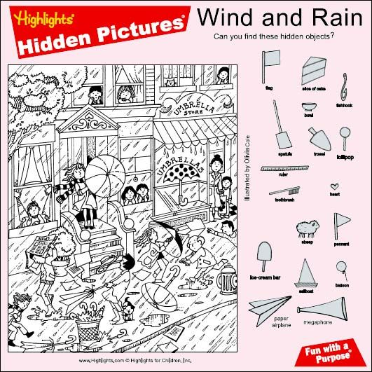 Hidden Pictures Yahoo Image Search Results color pages and