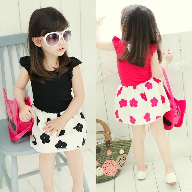 6a324fbca Kids summer dress