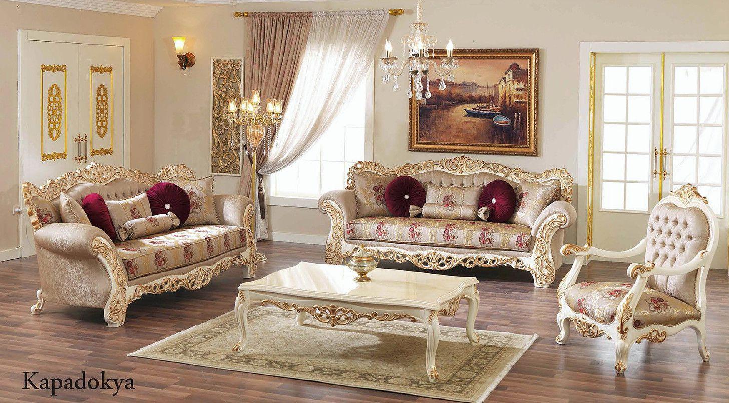 wohnzimmereinrichtung landhausstil :  Luxury Furniture