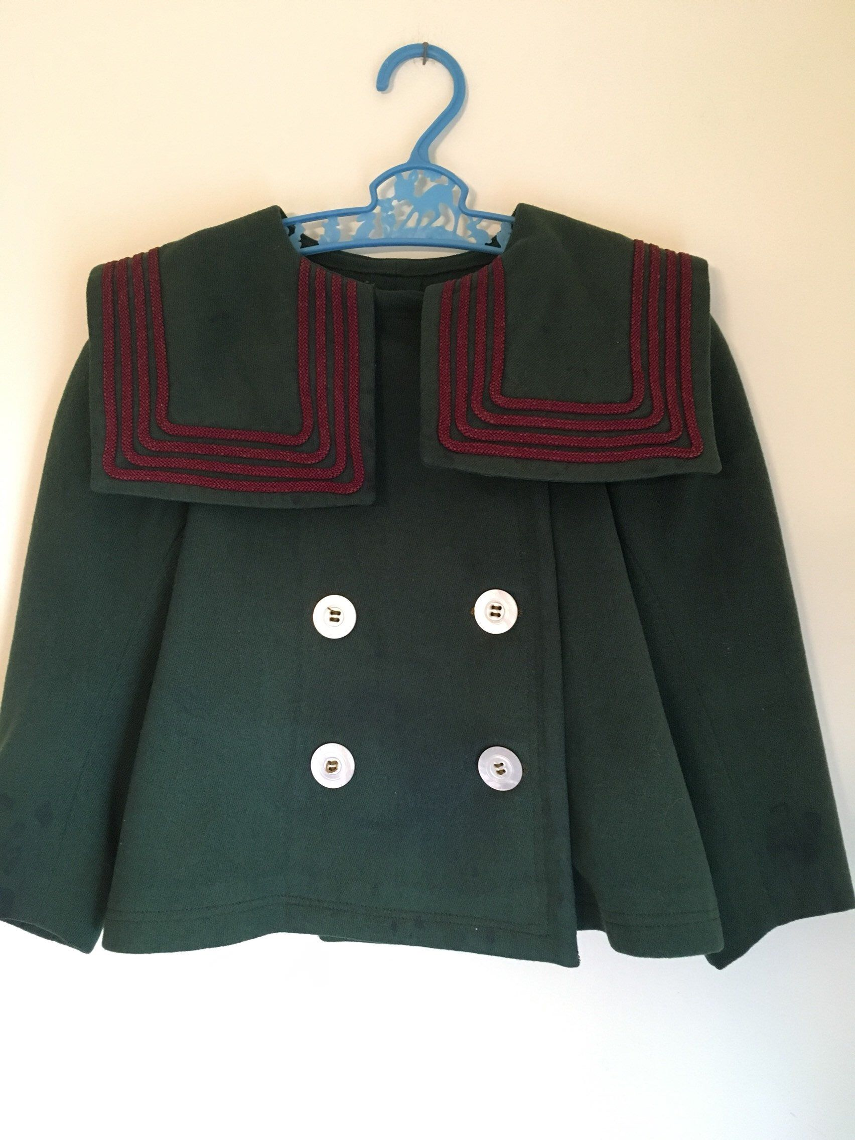 015ca0d86 3t 4t Vintage kids jacket