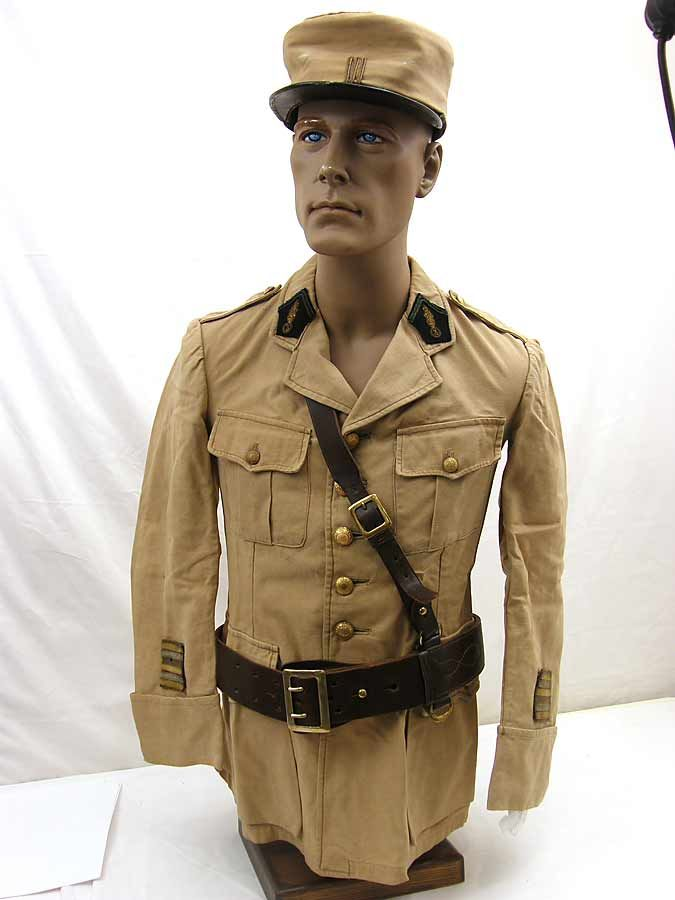 33b3155a47 French Foreign Legion Officer 1930s