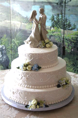 Lladro Wedding Cake Topper