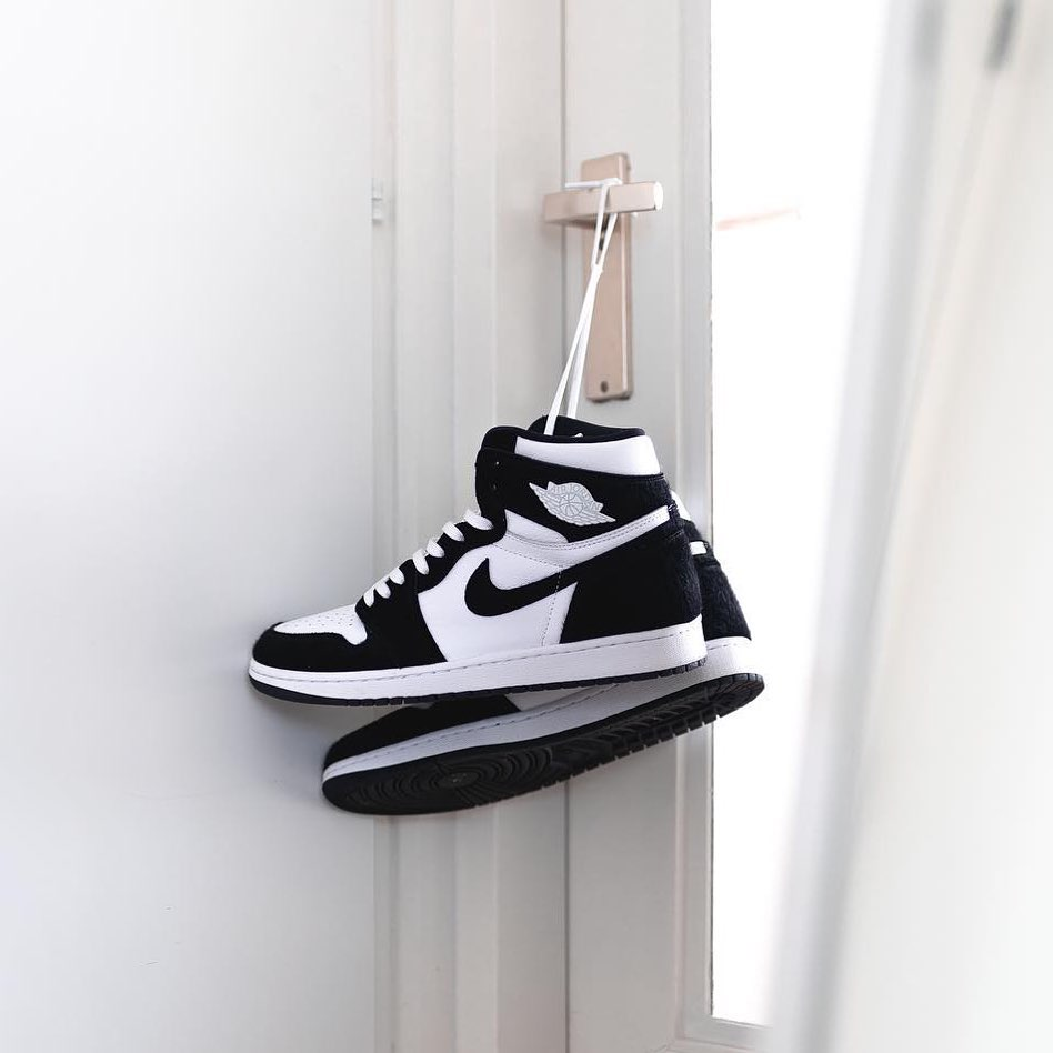 La Air Jordan 1 Retro High OG Panda Twist est disponible sur ...