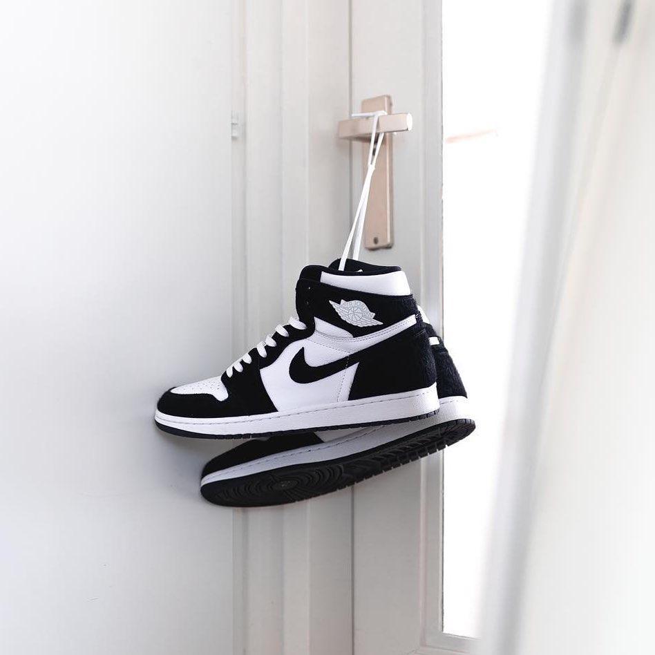 La Air Jordan 1 Retro High OG Panda Twist est disponible