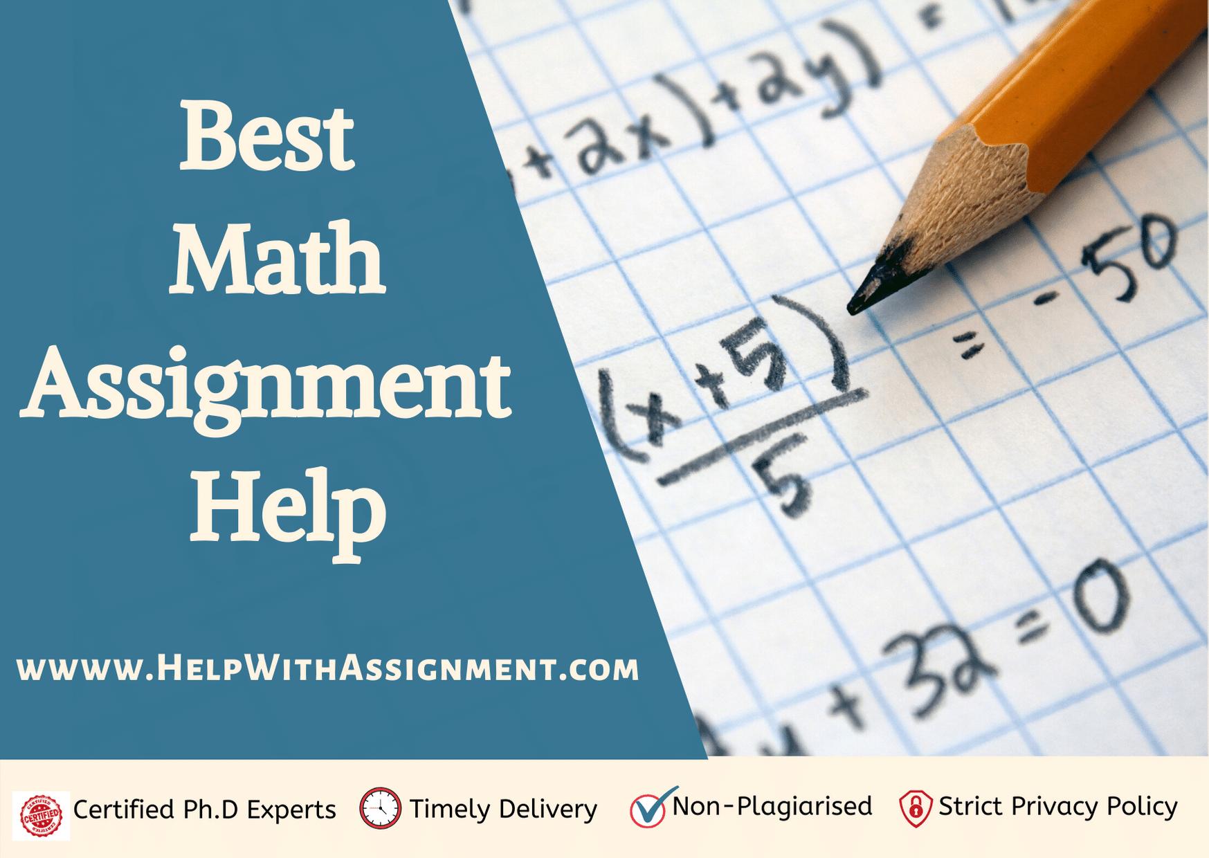 College math homework help online