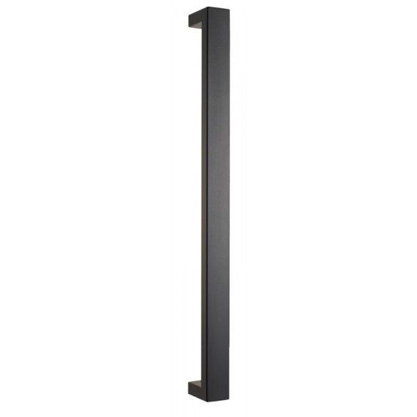 Large Black Pull Handle Gainsborough Oblong Door Handle 600mm Door Pull Handles Door Handle Sets Doors