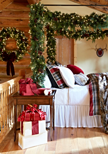 Resembling a nursery fresh custom creation our exclusive - Best christmas bedroom decoration ...