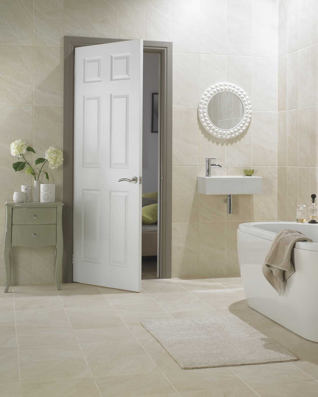 Regency 6 panel smooth white primed door interior doors regency 6 panel smooth white primed door planetlyrics Gallery