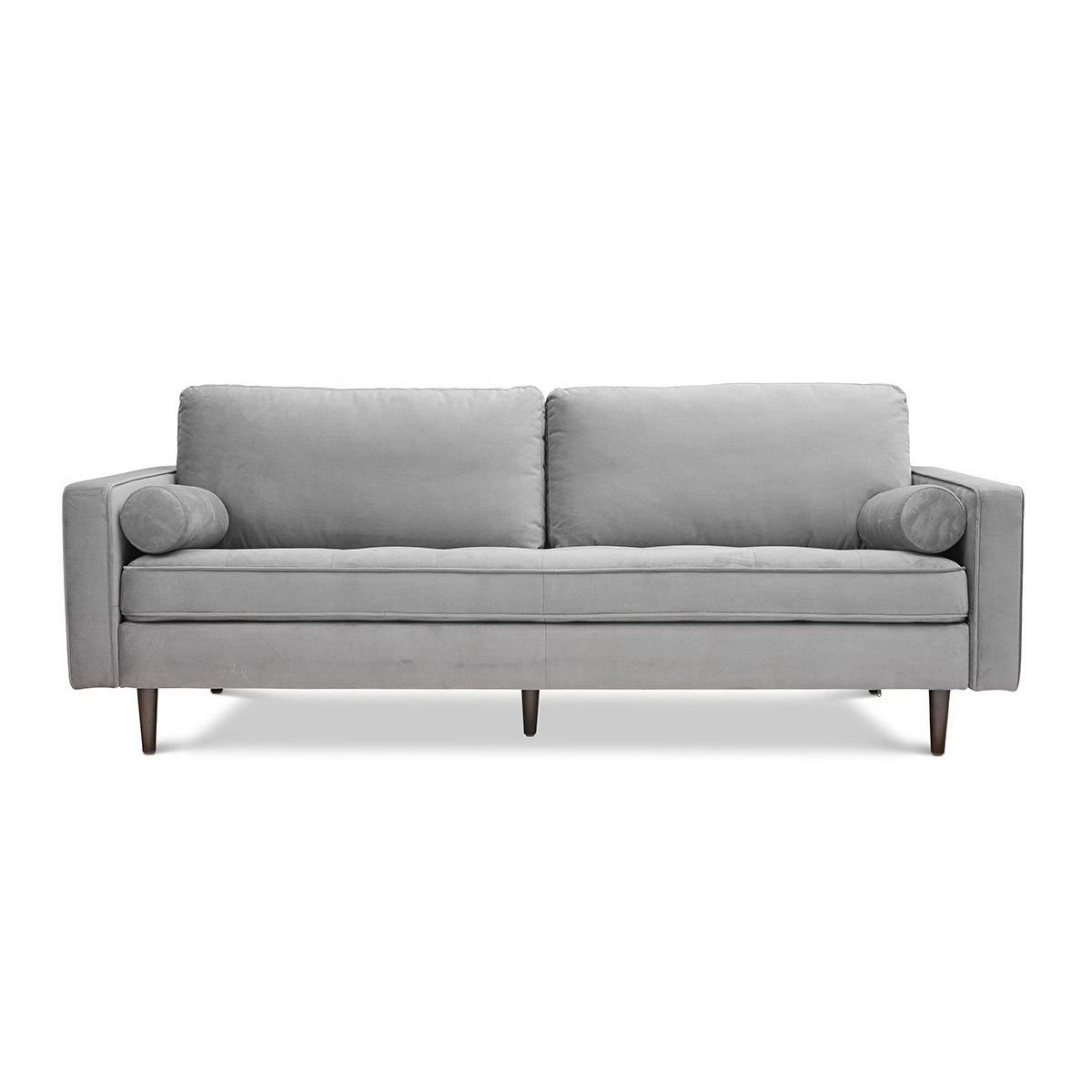 Jual Sofa Tamu Scandinavian Id Sof2 003 Murah Toko Furniture Online Mebel Sofa