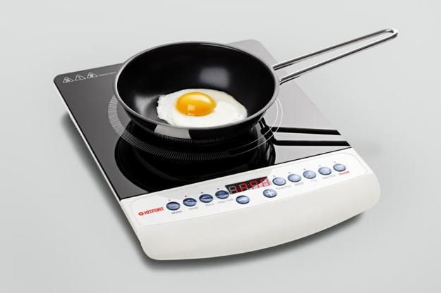 Elegant Home Appliances, Yellow Silver Cooktop Shows Latest Trends In Kitchen  Appliances
