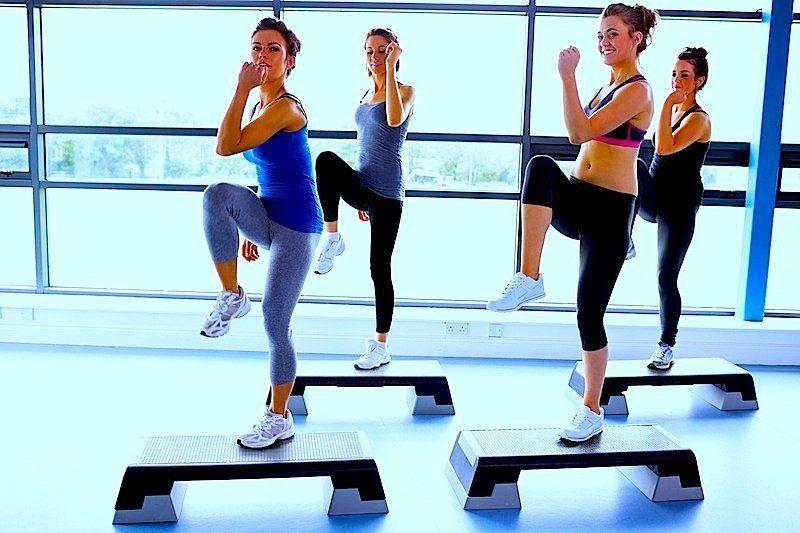 quais os melhores exercicios aerobicos para perder barriga