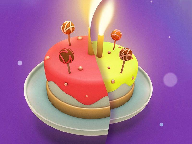 Free Psd Party Cake Mockup Free Psd Mockup Free Psd Free Mockup Party Cakes