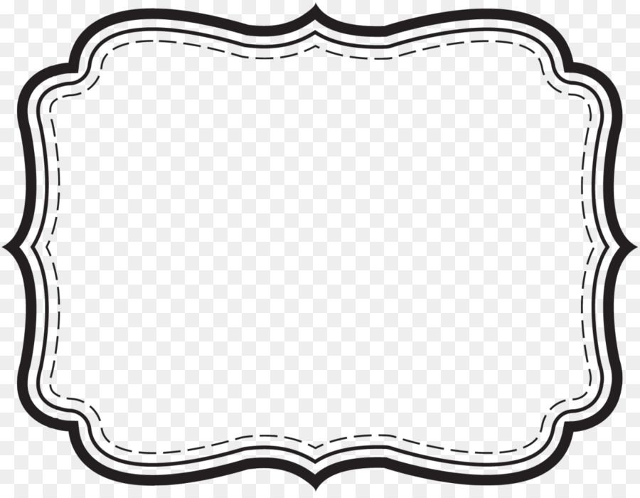 Template Label Microsoft Word Printing - Label Border Cliparts