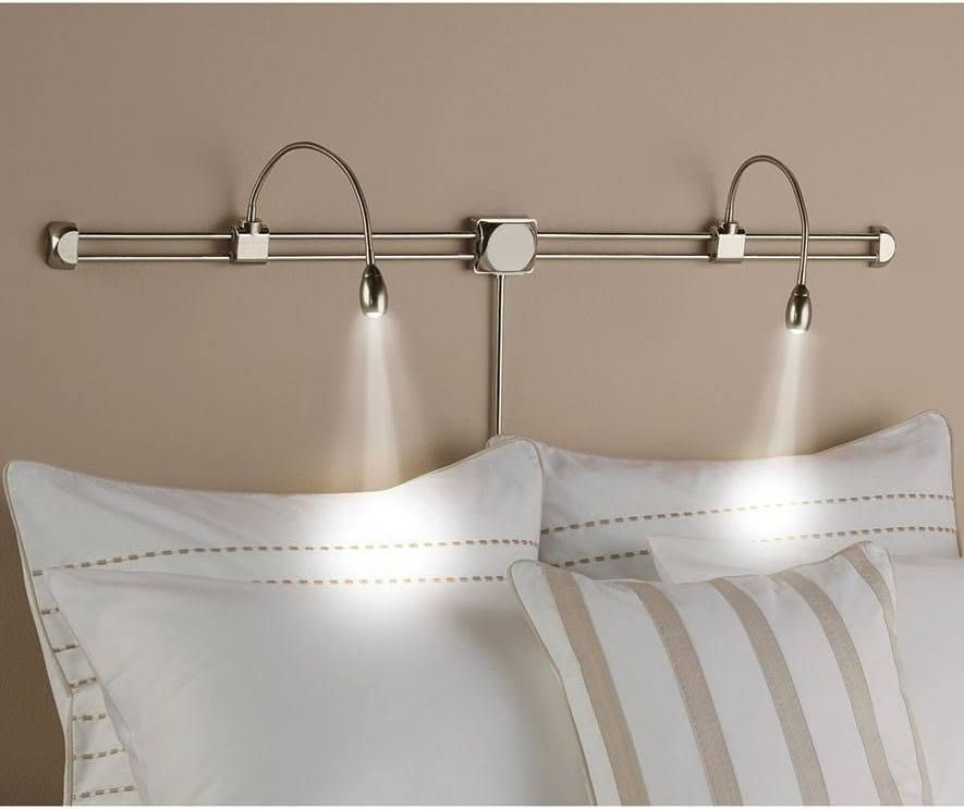 Soft Over The Bed Reading Lights Double Bed Reading Light Bed