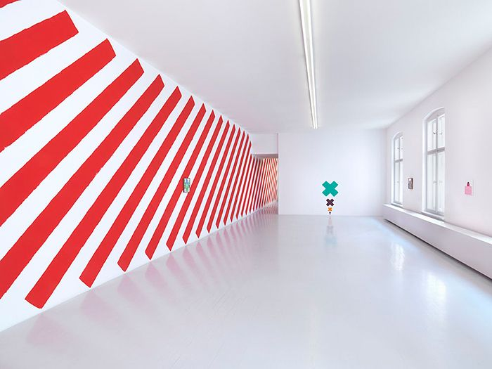 view of paintings johnen galerie berlin 2011 berlin art art painting. Black Bedroom Furniture Sets. Home Design Ideas