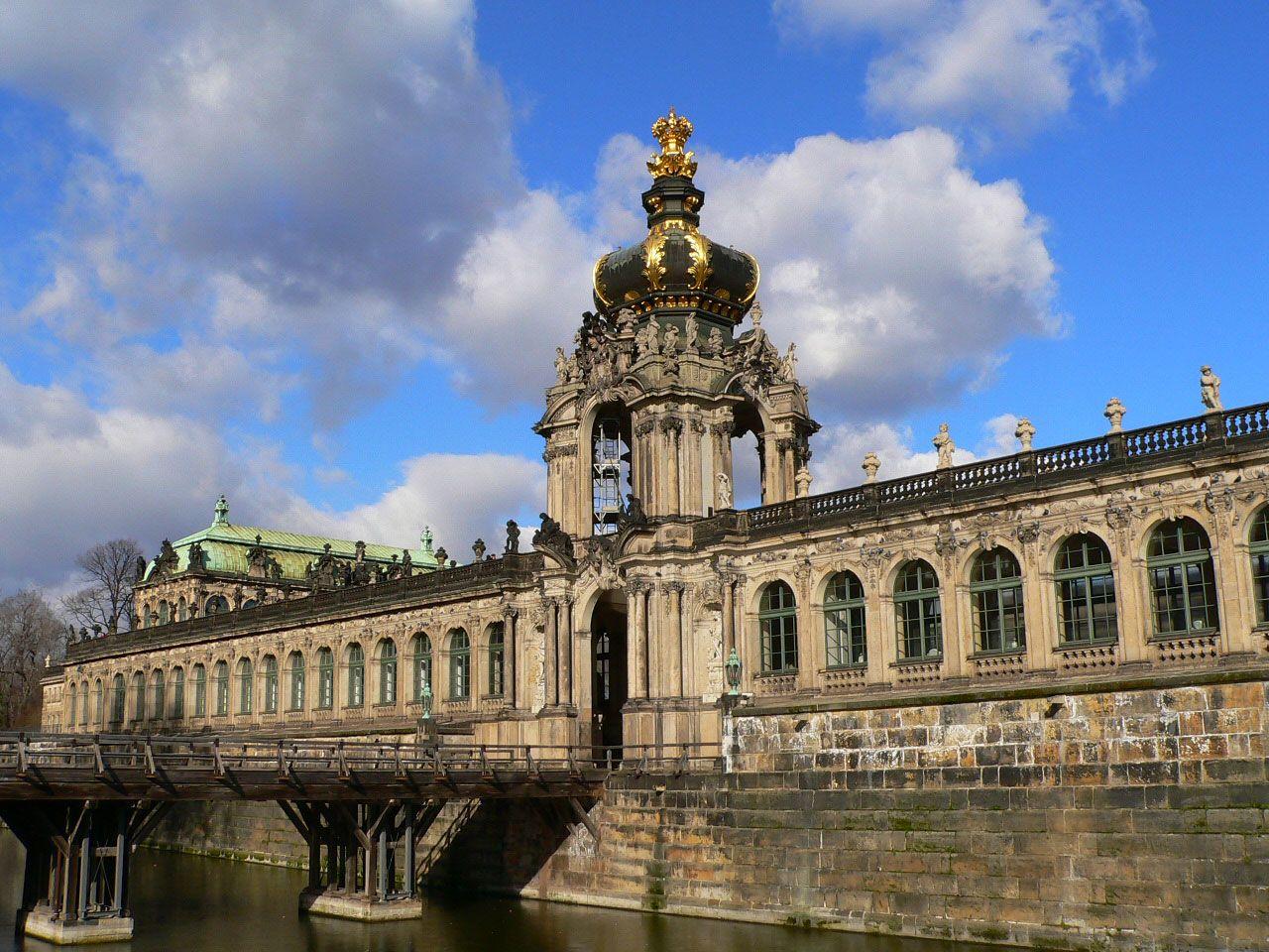 Dresden Zwinger Jpg Deutschland Burgen Sachsen Sehenswerte Orte