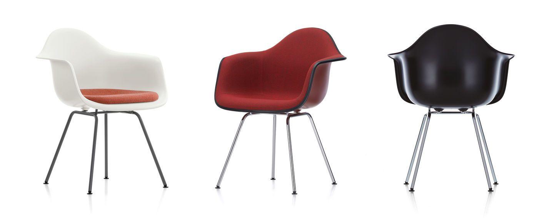 Billedresultat for eames dax polstret sæde indretning pinterest