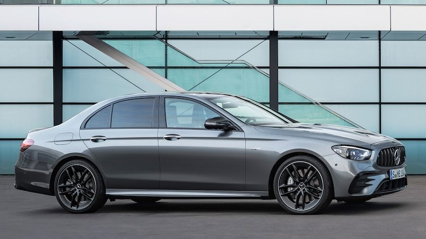 2021 mercedesamg e53 comes with minor aesthetic changes
