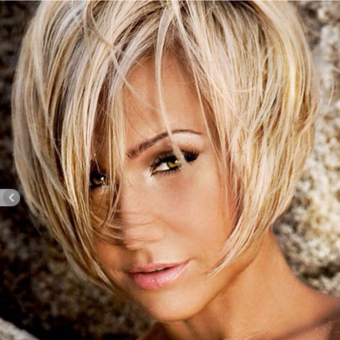 Choppy layered hairstyles for women over 50 when image most interesting fact about short layered bob hairstyles is more volume and seems longer lets check this out 23 fascinating short layered bob hairstyles urmus Images