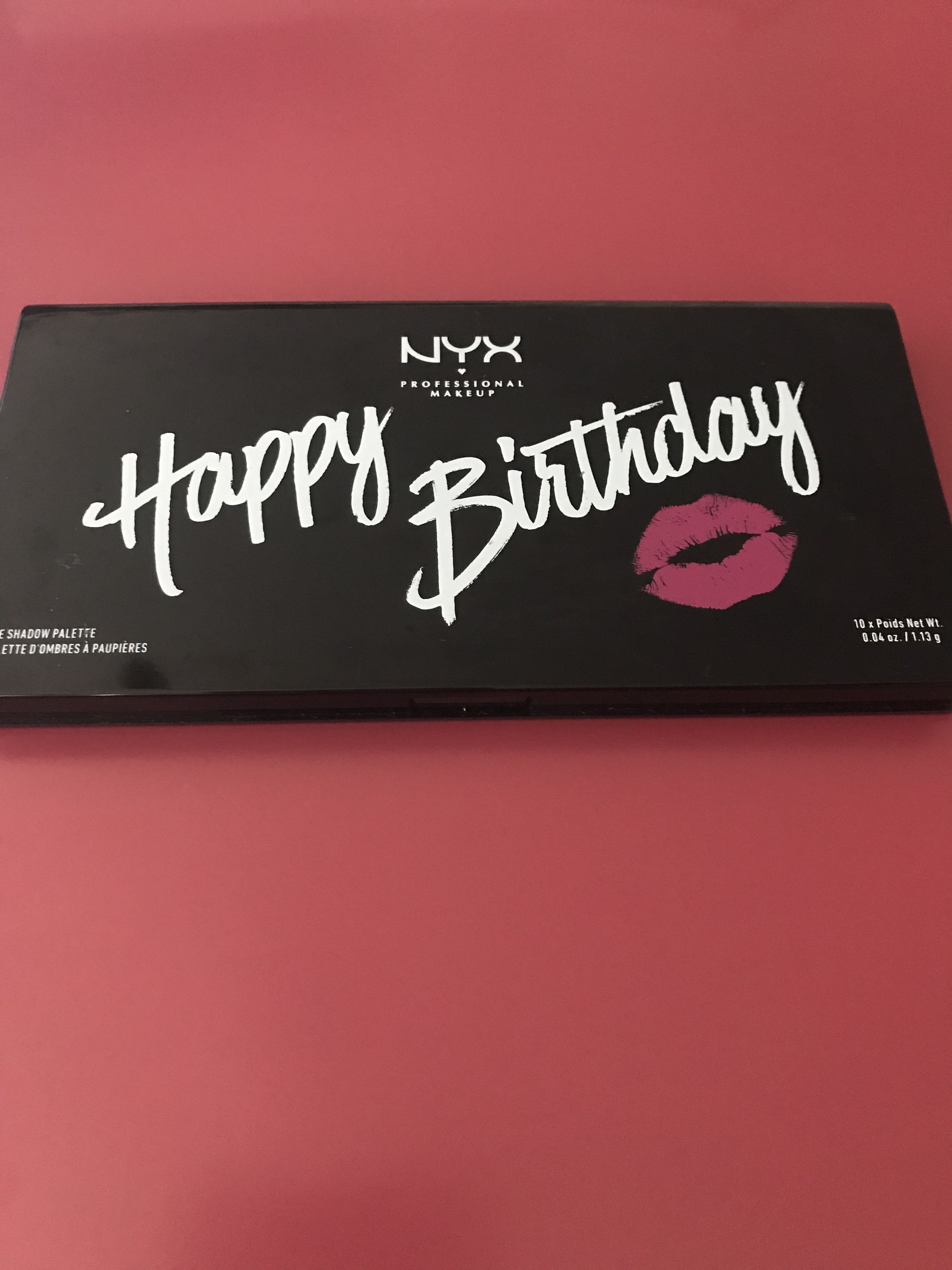 Ulta Platinum Birthday Gift July 2017 (With images