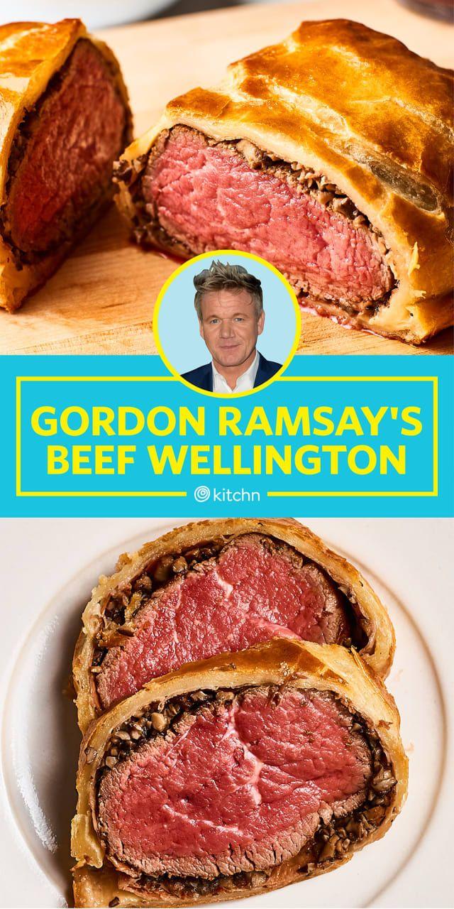 Beef Ramsay Chef Wellington Recipe